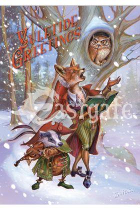 Wildwood Carols Card (BY25)