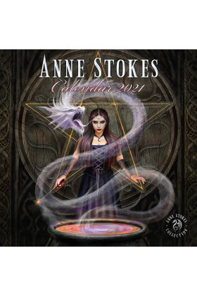 Anne Stokes General Art Calendar 2021 - now SOLD OUT.