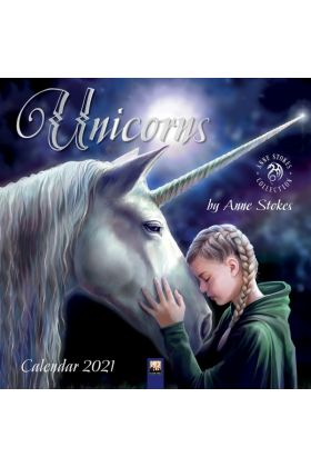 Anne Stokes Unicorns Calendar 2021 - NOW SOLD OUT, sorry.