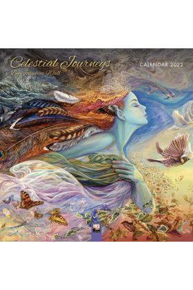 Josephine Wall 2022 Calendar - Celestial Journeys