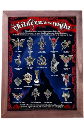 Children of the Night Display Board