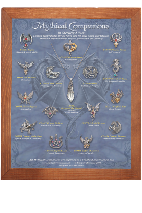 Mythical Companions Display Board (COMDB)