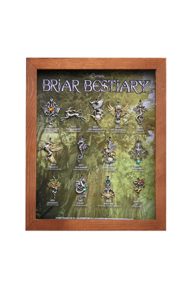 Briar Bestiary Display Board (BBDB)