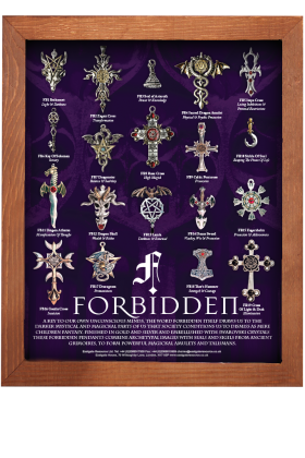 Forbidden Display Board