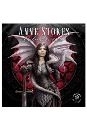 Anne Stokes General Art 2020 Calendar (PRE-ORDER NOW)