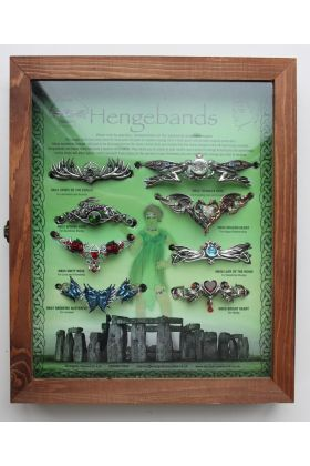 Hengebands Display Case (HBDB)
