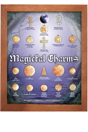 Magickal Charms Display Board (MCDB)