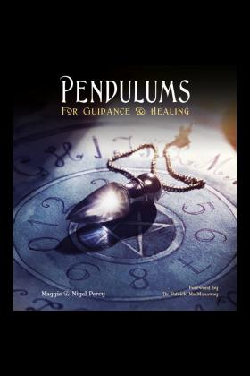 Pendulums: For Guidance & Healing Hardback