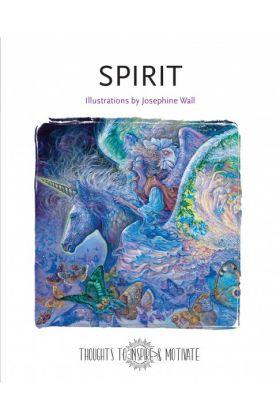 'Spirit' Hardback Book - illustrations by Josephine Wall