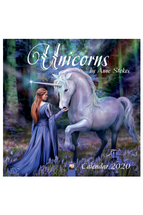 Anne Stokes Unicorns 2020 Calendar (PRE-ORDER NOW)