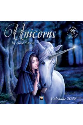 Anne Stokes 2022 Unicorns Calendar - CURRENT STOCK NOW SOLD OUT, sorry.