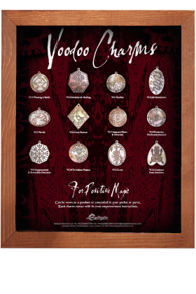 Voodoo Charms Display Board