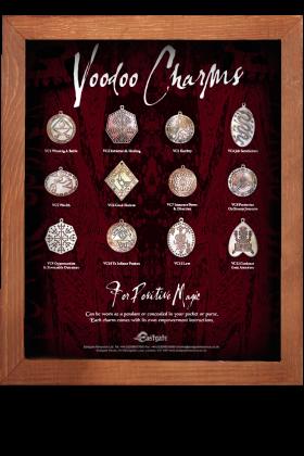 Voodoo Charms Display Board